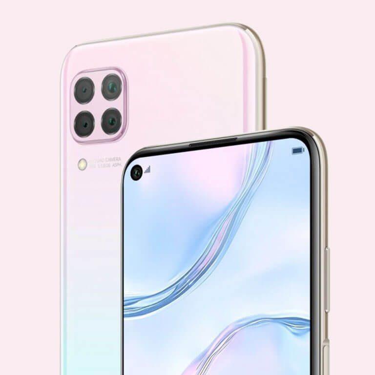 Oferta móvil Huawei p40 Lite