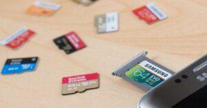 cómo solucionar problemas con la MicroSD