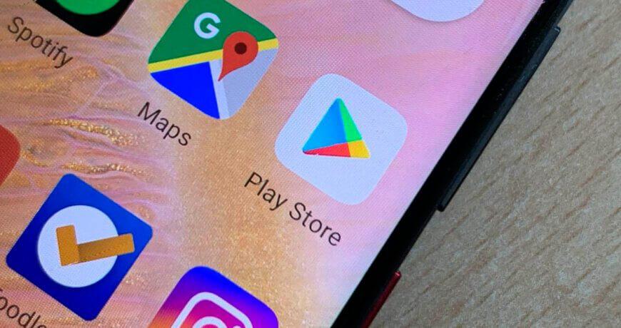 por qué mi móvil no me deja instalar Apps