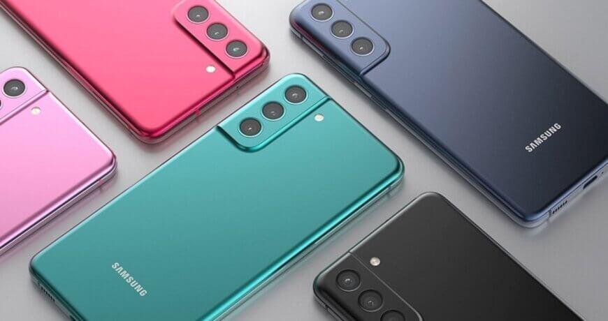 Samsung Galaxy S21 FE lanzamiento