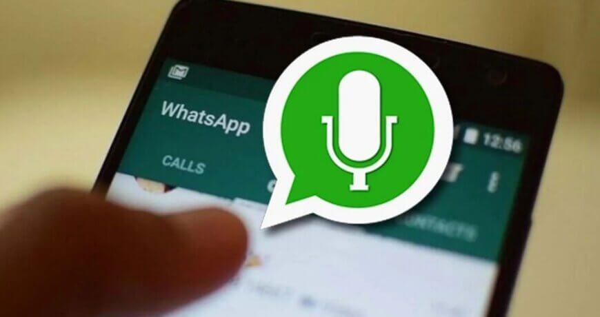 cómo modificar tu voz en un audio de WhatsApp