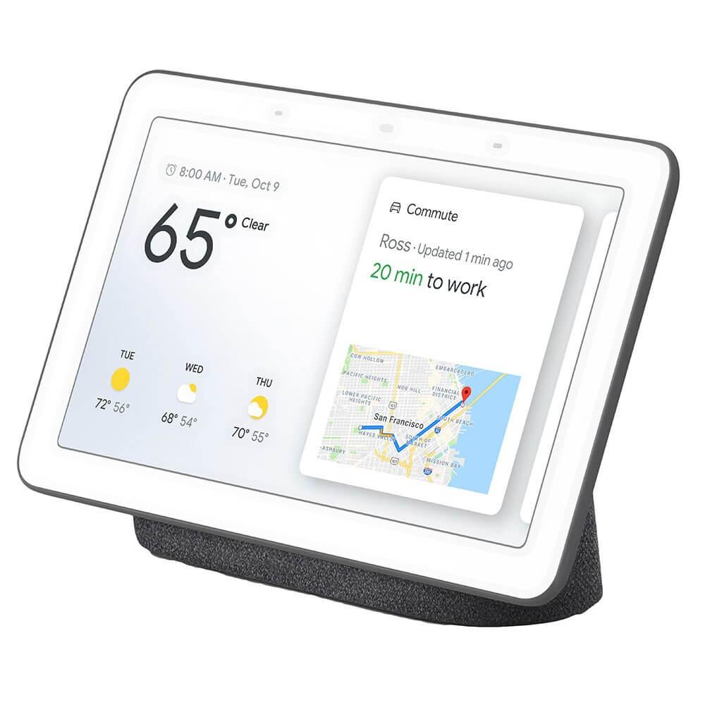 Fuchsia OS Google Nest Hub dispositivo
