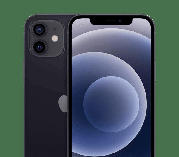 Oferta Black Friday iPhone 12 negro