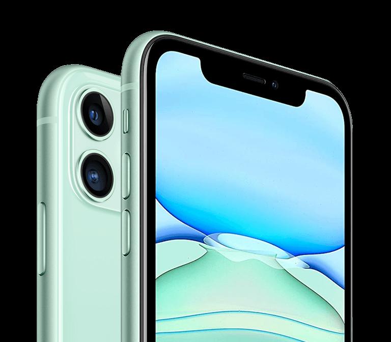 Oferta Móvil iPhone 11 verde