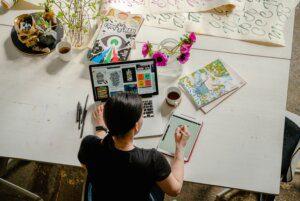 mejores aplicaciones dibujar en Android tablets