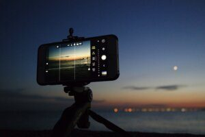 trucos consejos buenas fotos nocturnas con el móvil iluminación