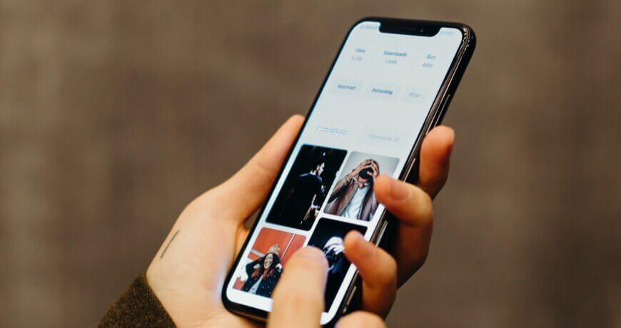 apps grandes servicios para móvil en la nube