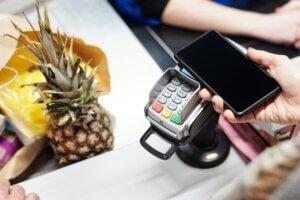 pagar con el móvil NFC