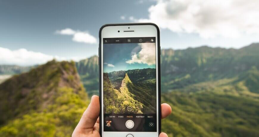 trucos fotos originales con el móvil