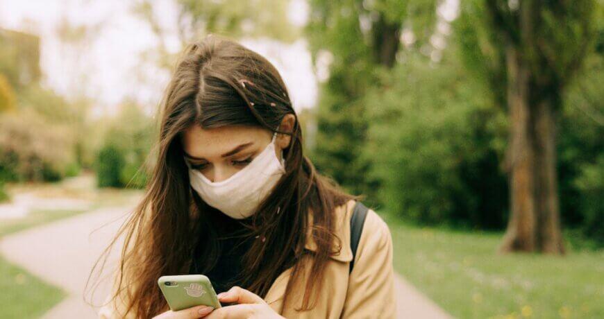 cómo desinfectar tu móvil por Coronavirus