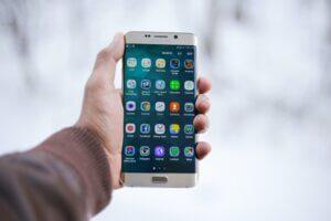 cómo bloquear los iconos en Android Samsung