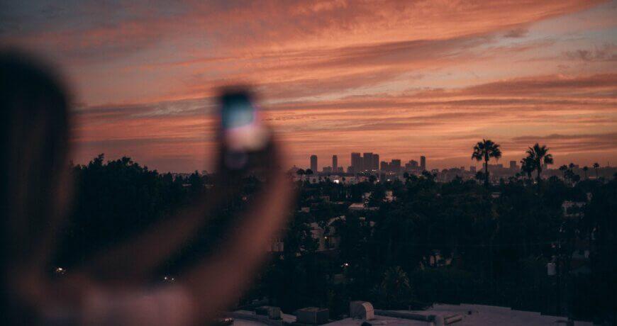cámara del móvil fotos borrosas