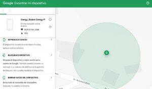 cómo localizar tu móvil robado Android