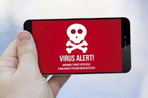 cómo saber si tengo virus en el móvil consejos