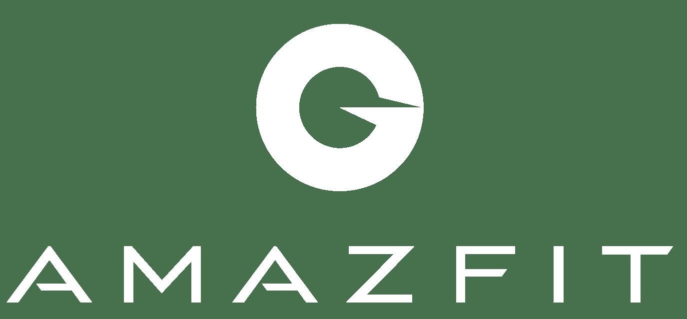 Logo Amazfit Blanco