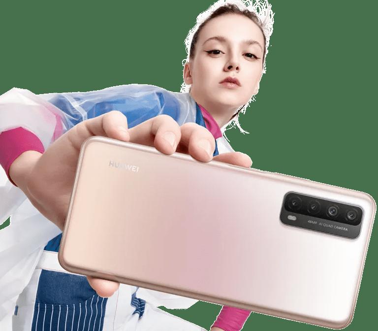 Comprar Smartphone barato Huawei P Smart 2021