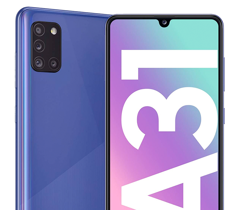 Comprar Smartphone Samsung Galaxy A31