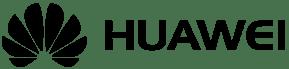 Logo Huawei Black