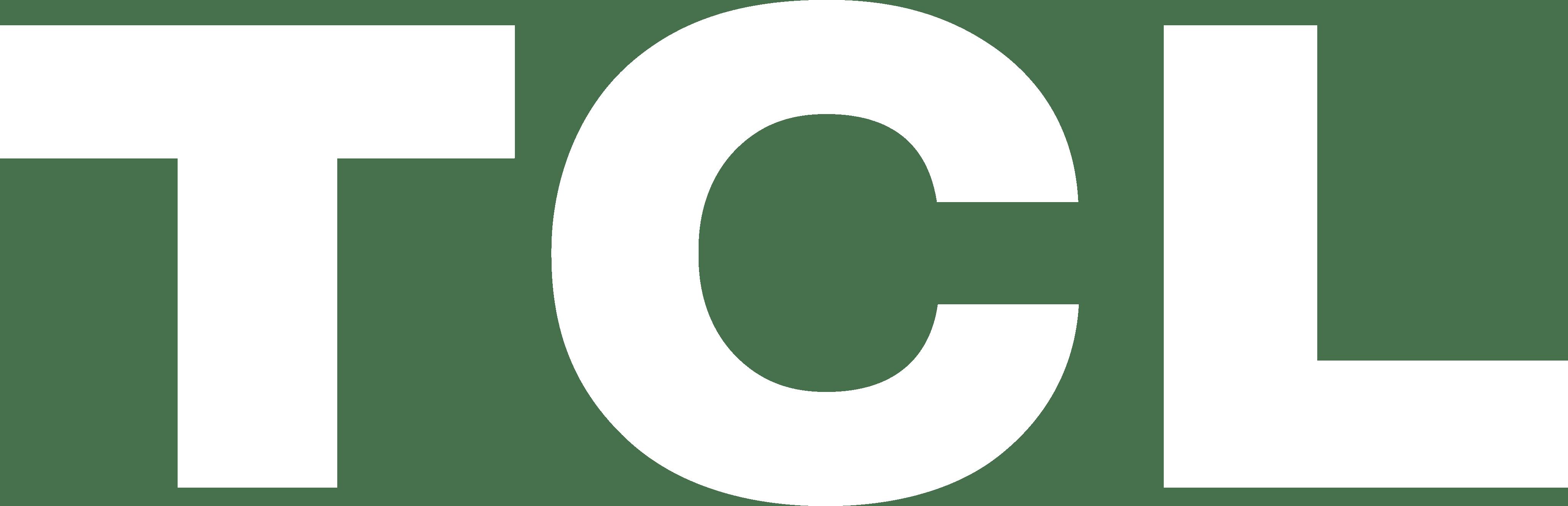 TCL Logo Blanco