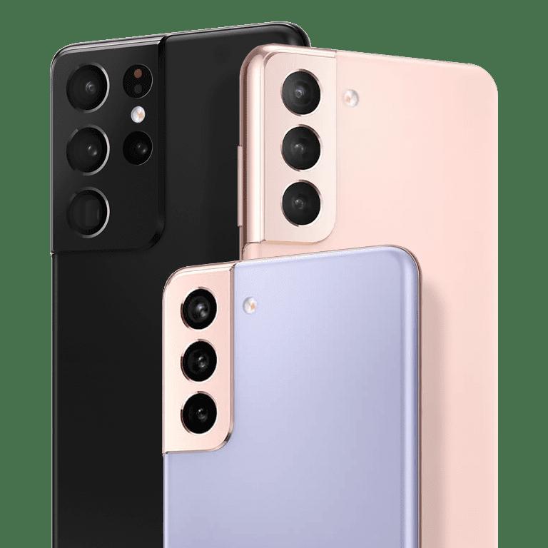Oferta móvil Galaxy S21 colores