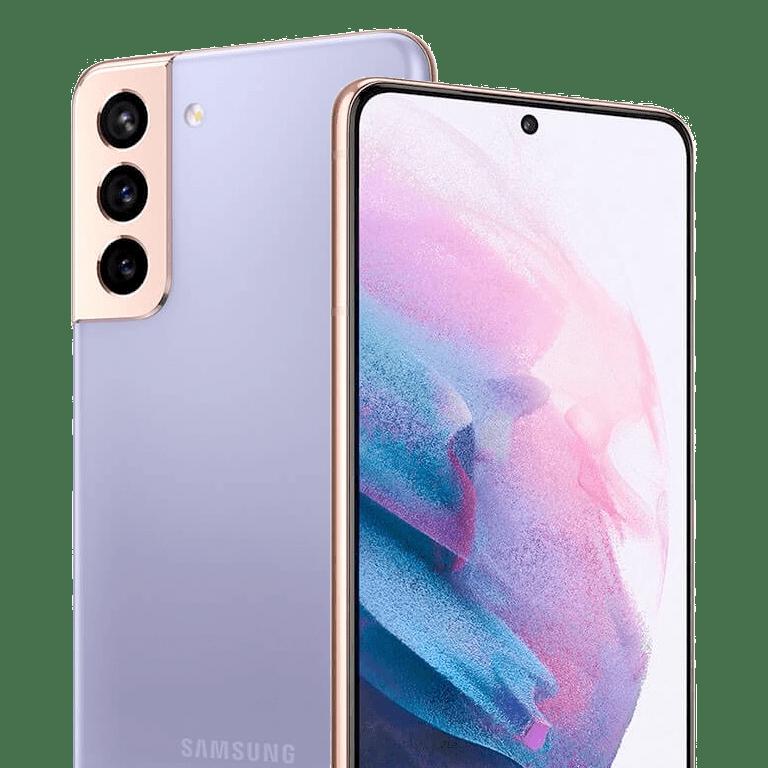 Oferta móvil Galaxy S21 violet