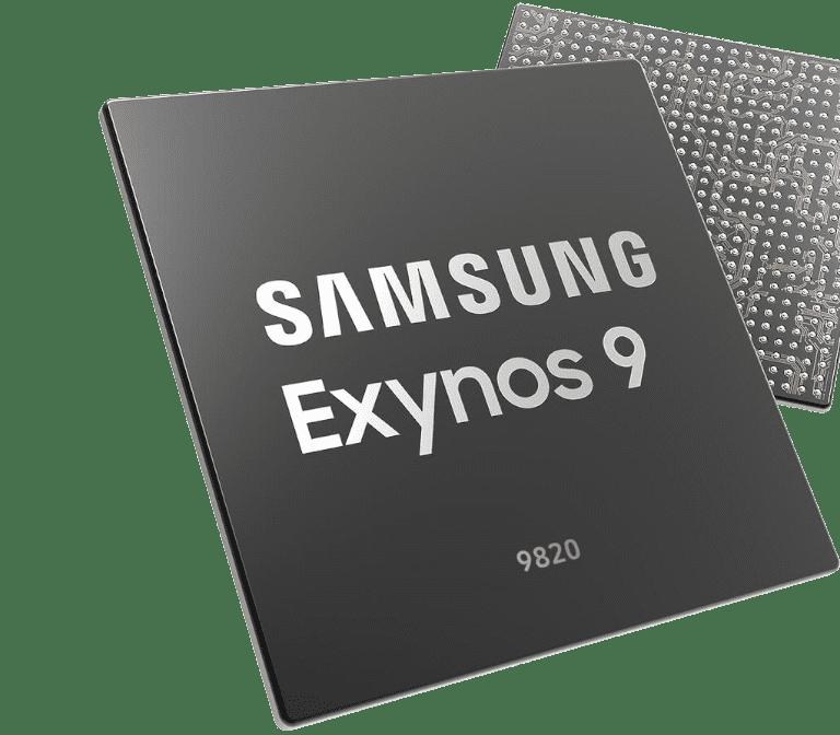 Procesador Samsung Galaxy Exynos 9