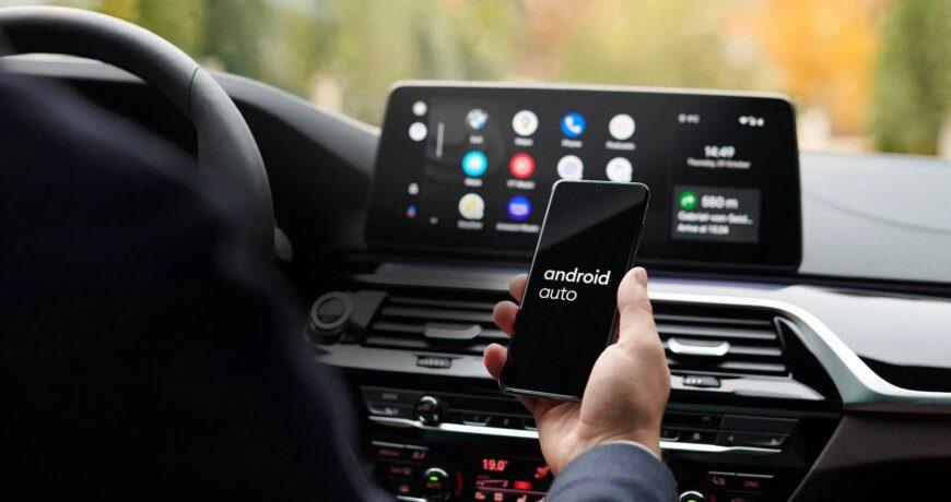 como configurar Android Auto