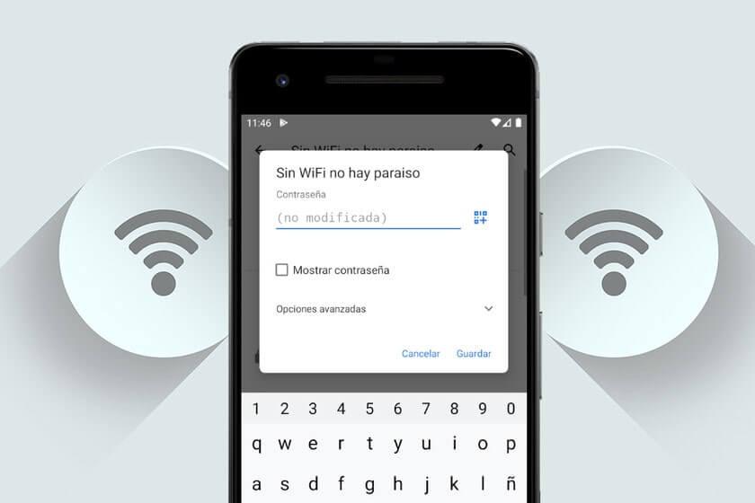 cambiar clave wifi movil