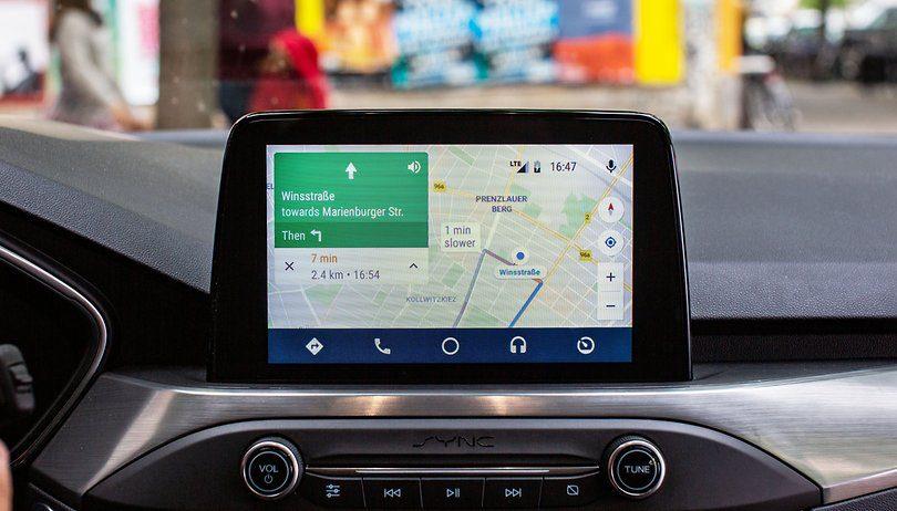 configurar Android Auto
