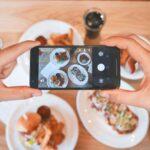 El truco para hacer mejores fotos a comida de samsung