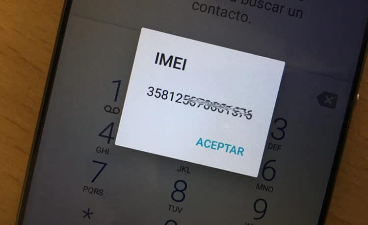 Cómo saber el IMEI de un teléfono móvil