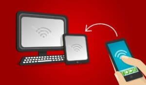 Compartir conexión wifi móvil