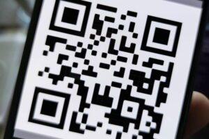 Formas de leer códigos qr en iphones