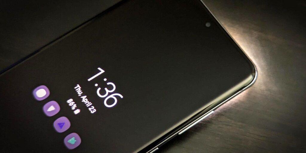 Como arreglar barra notificaciones en un móvil