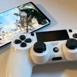 como conectar el mando PS4 Dualshock al movil